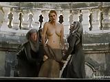 Gra o tron - Cersei Lannister | Lena Headey nago!