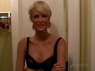 Cała seks taśma Paris Hilton